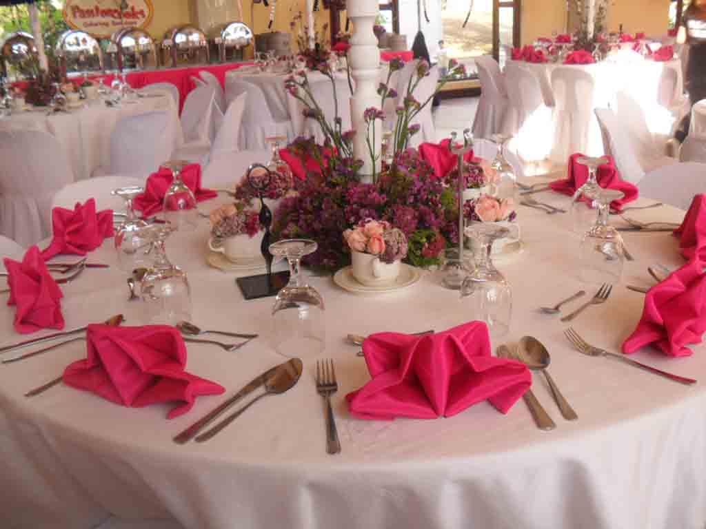 Gelleesh hosting vanessa 39 s debut party for Table design for debut