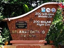 Tempat Menarik di Ayer Keroh Zoo Melaka
