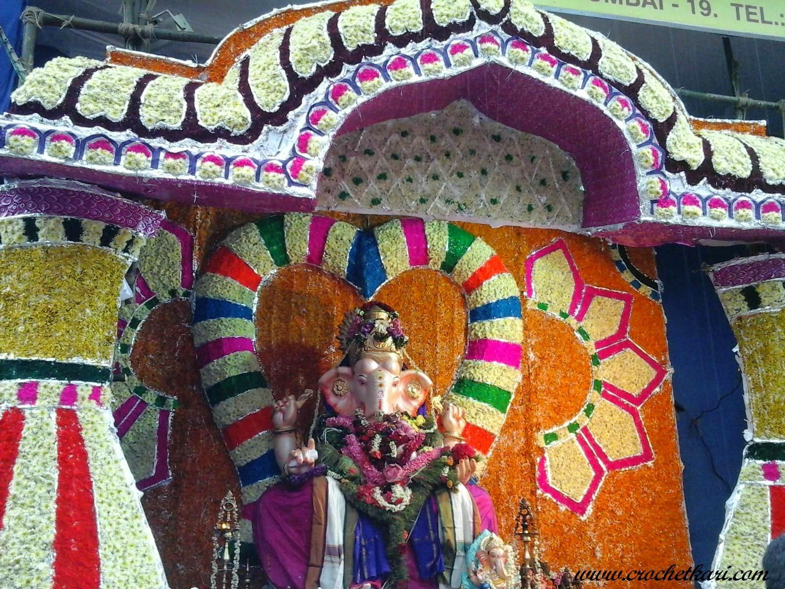 Ganeshotsav 2014 crochetkari