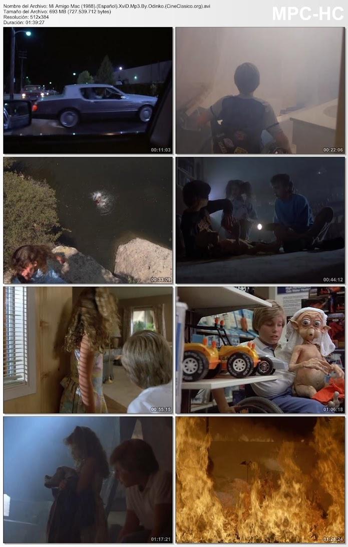 Mi amigo Mac ( 1988 )