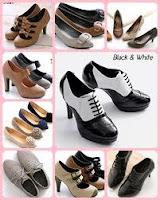 Model sepatu korean style terbaru