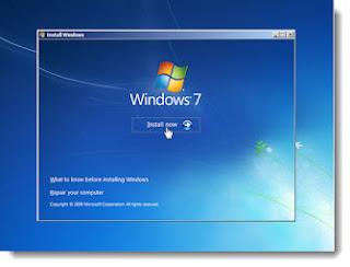شرح تثبيت ويندوز 7 windows خطوة خطوة بالصور 4
