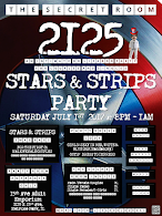 Secret Room 2125: Stars & Strips Party in Chicago!