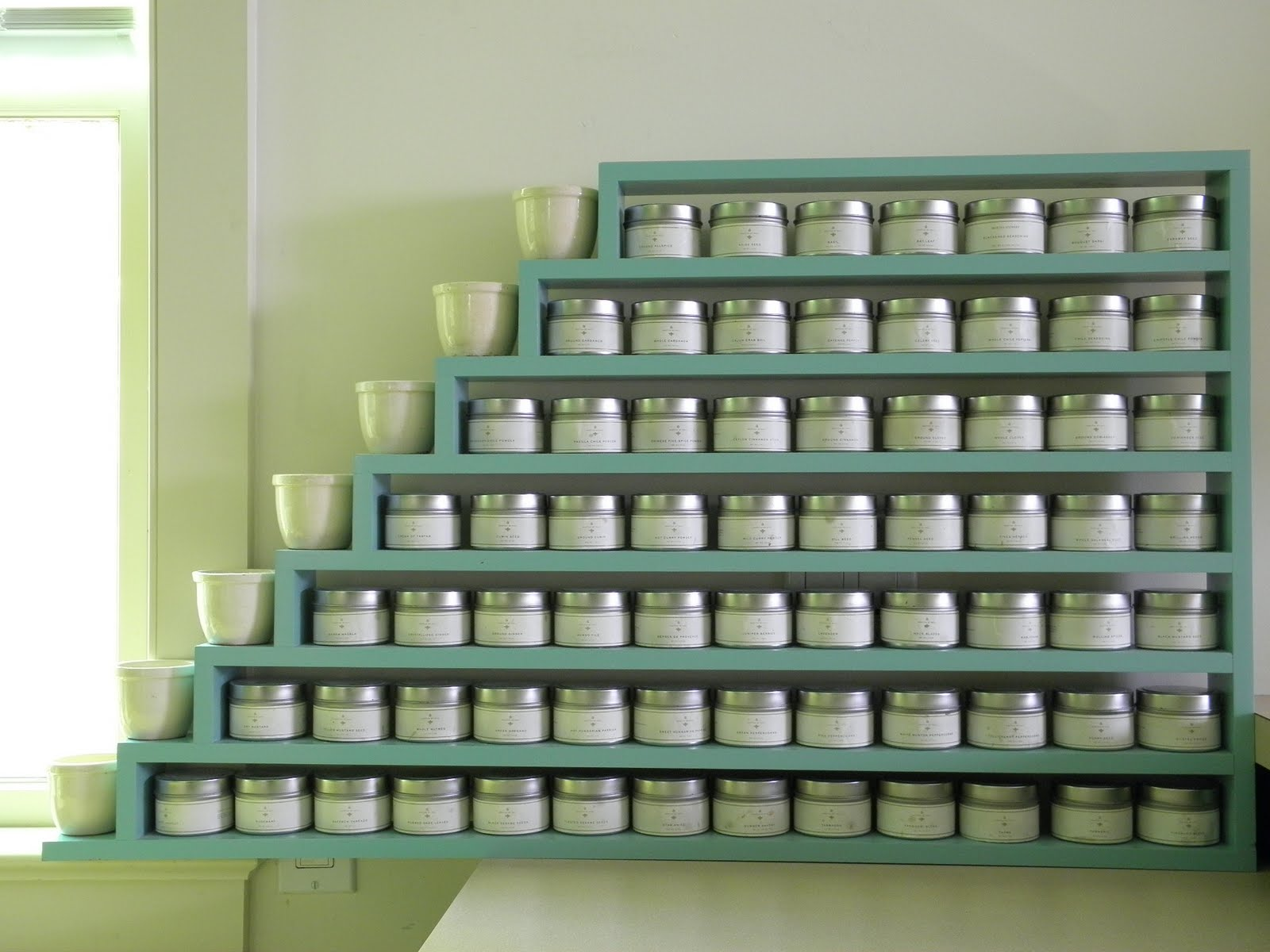 good things by david martha by mail spice rack