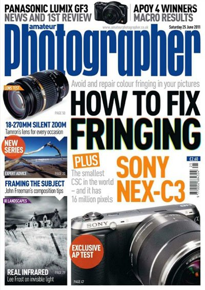 Amateur Photographer Magazine - 25th June 2011 (HQ PDF)