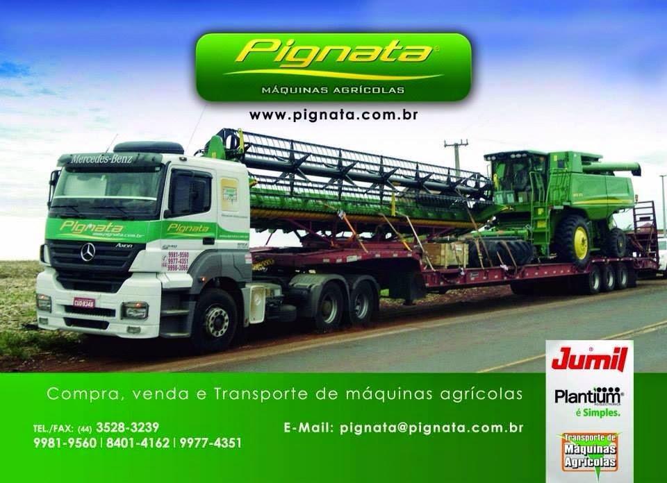 Transporte de Maquinas Agrícolas