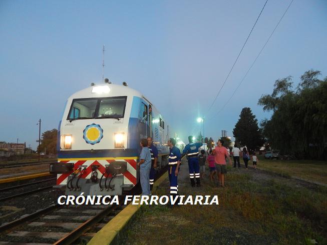 Cr nica ferroviaria se deja sin efecto la resoluci n nro for Ministerio del interior y transporte de la nacion