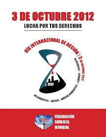 DÍA INTERNACIONAL DE ACCIÓN 2012 DECLARACIÓN INTERNACIONAL