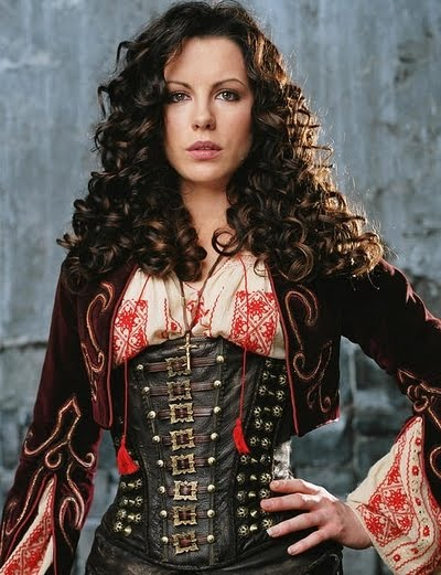 Kate Beckinsale Movie Costume Van Helsing
