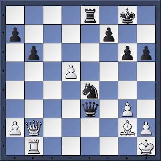 Echecs à Caen : la position après 35.Db2??