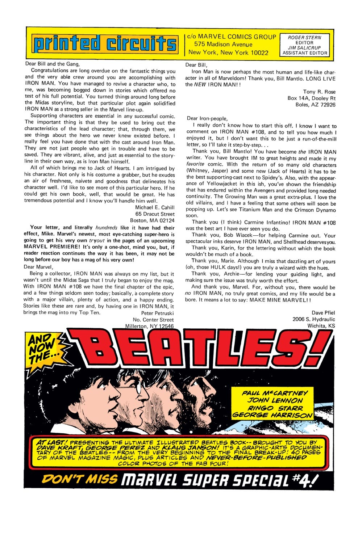 Iron Man (1968) Issue #114 #114 - English 19