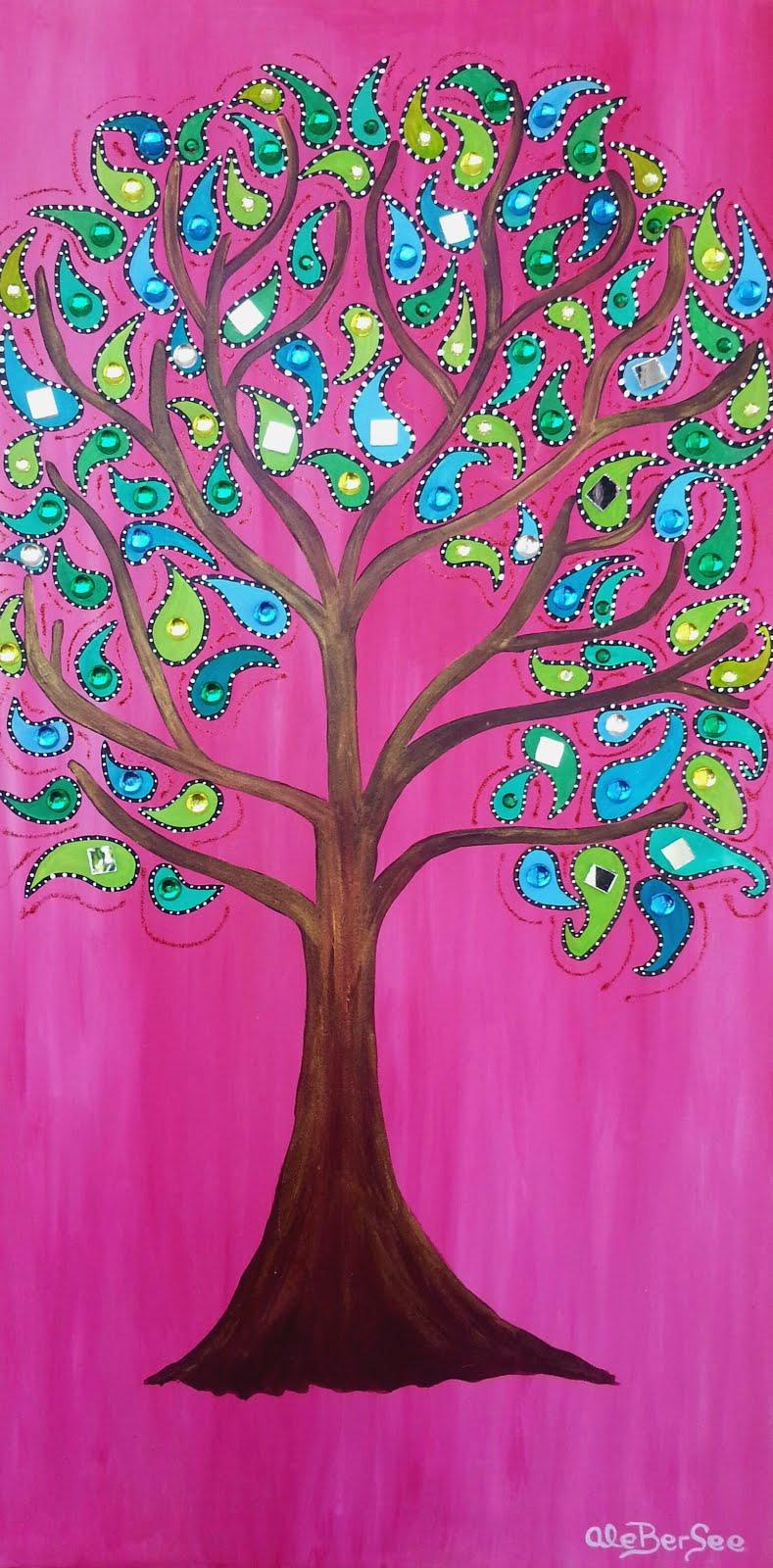 El árbol de las buenas energías