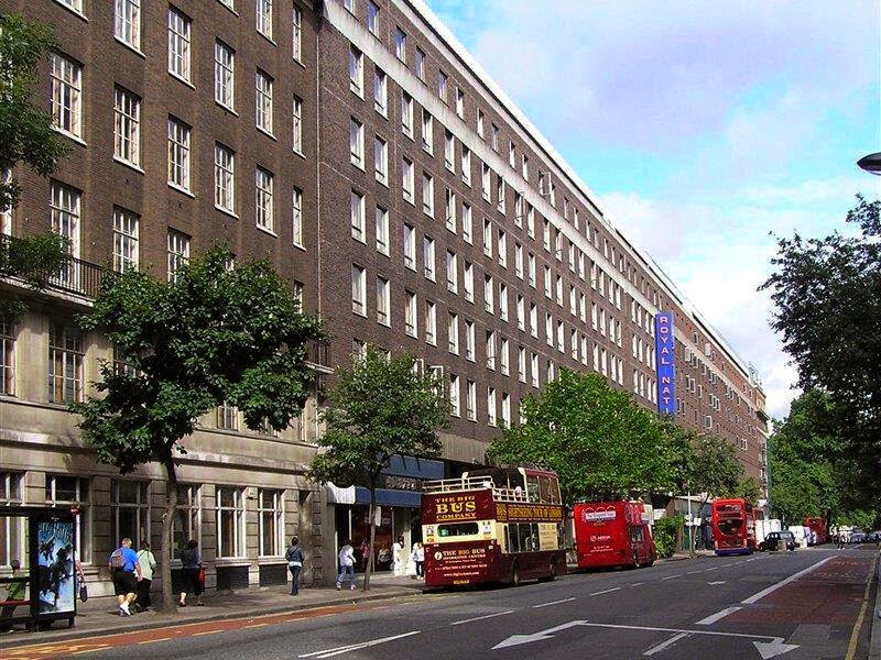 Hotel Royal National Londres. Exterior
