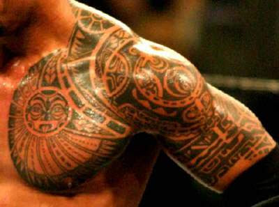 Tribal Tattoos   Meaning on And Meanings Of Tribal Tattoo Designs   Tribal Tattoos   Zimbio