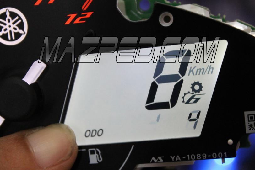 Opini : Ada kemungkinan New Yamaha Vixion Lightning facelift akan menjadi 6 speed . . . !