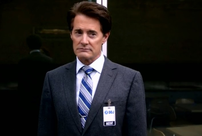 AUSA Josh Perotti Kyle MacLachlan The Good Wife Old Spice episode photos pics screencaps images