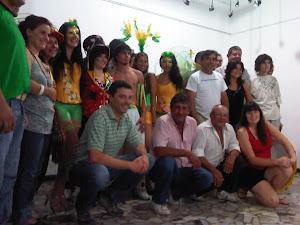 CARNAVALES 2012 BRANDSEN Y SUS PUEBLOS