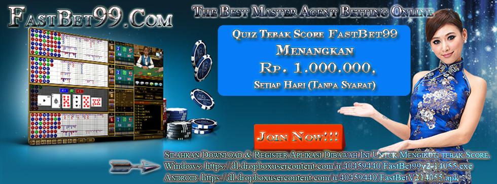 Quiz Tebak Score FASTBET99