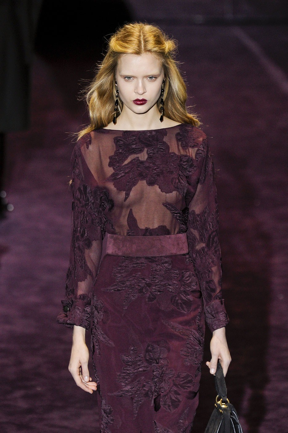 Gucci Fall 2012, Alberta Ferretti Fall 2012