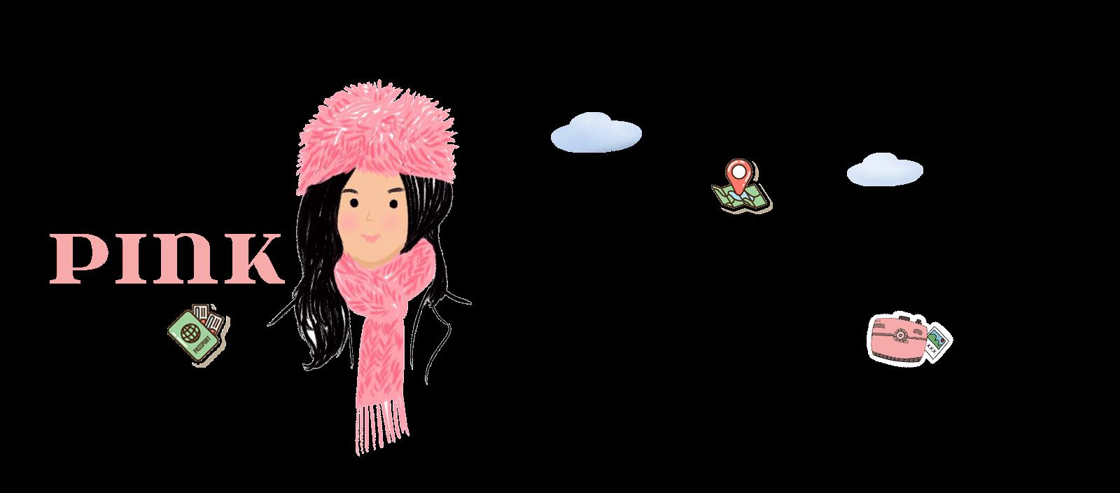 Pink Travelogue