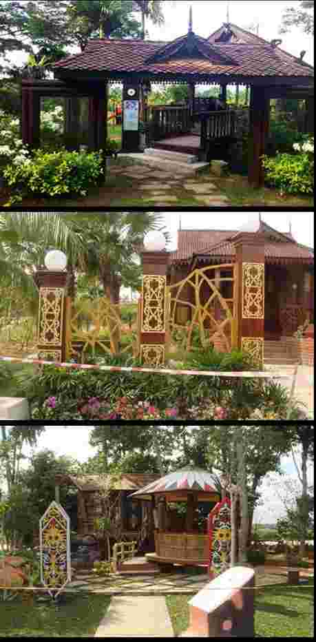 Mutiara Rini Urban Forest Park explore