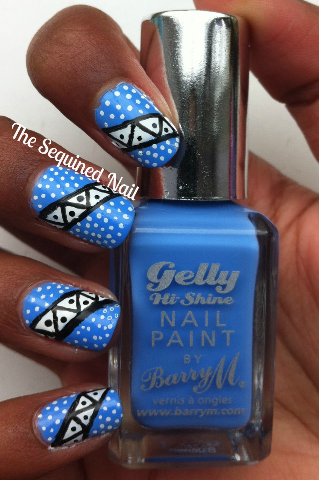 The Sequined Nail: Barry M Nail Art Pens Review