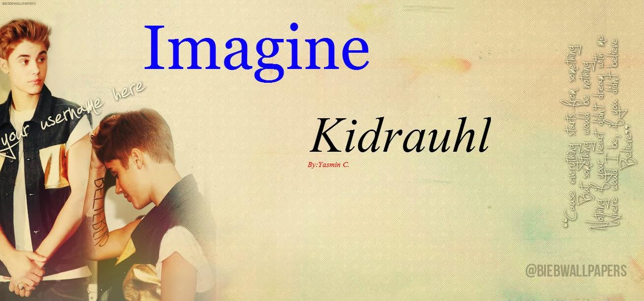 Imagine com Kidrauhl