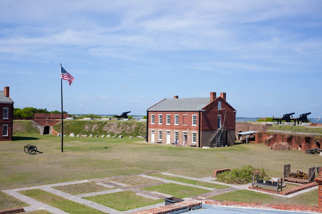 Ft. Clinch in Fernandina