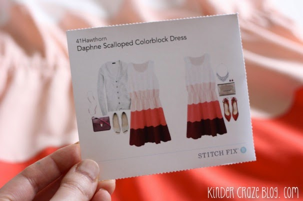 Stitch Fix online personal styling service for women. They ship the clothes, you try them on!