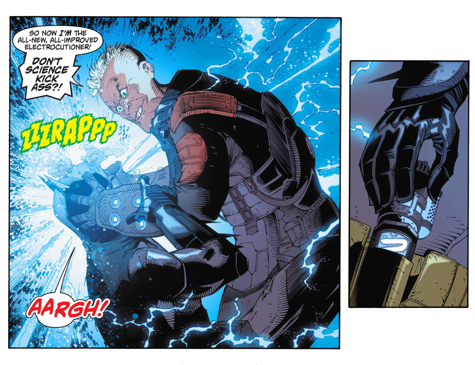 Batman: Arkham Knight [I] Issue #1 #3 - English 8