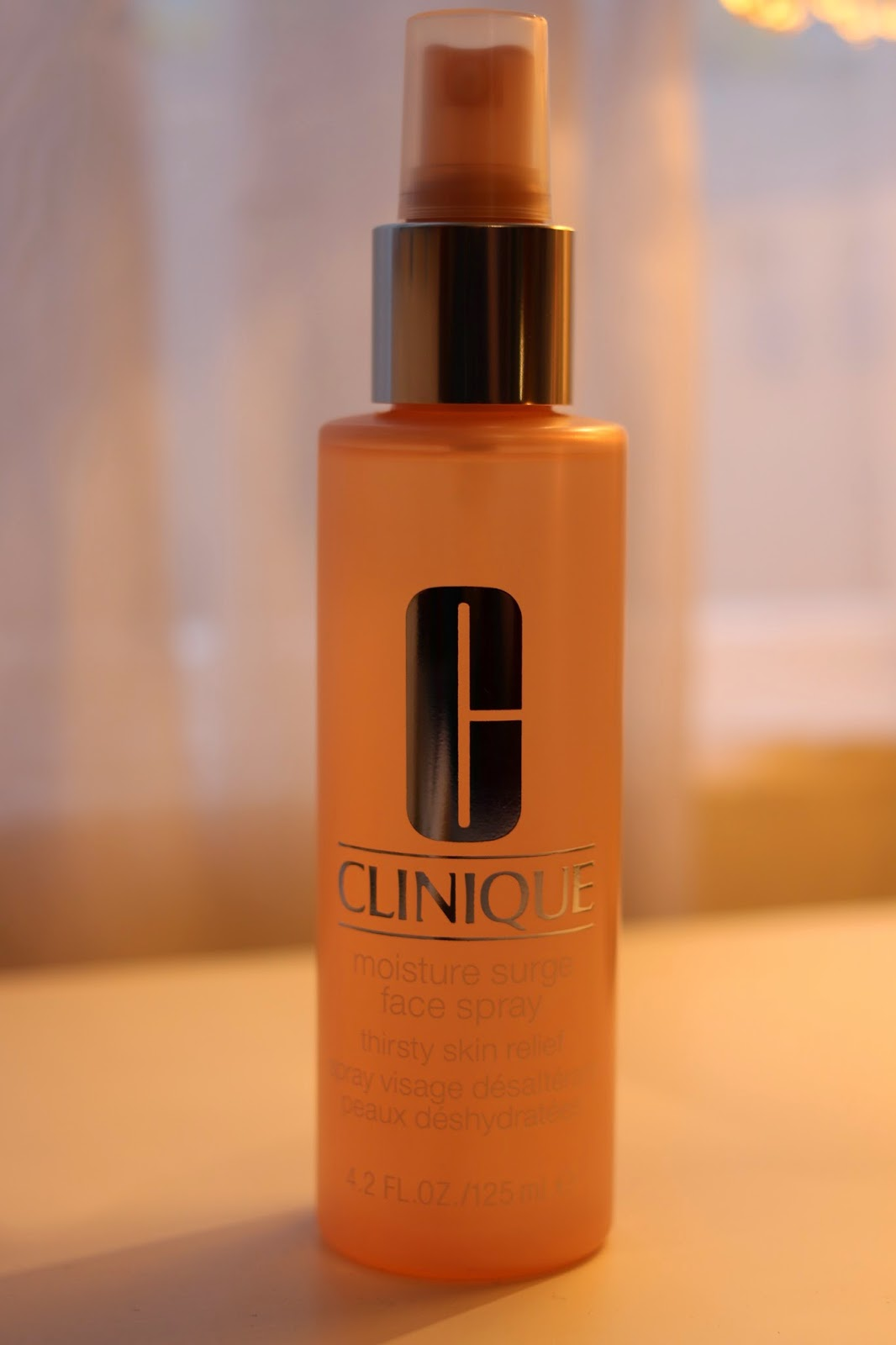 Clinique Moisture Surge Face Spray - Caroline Hirons