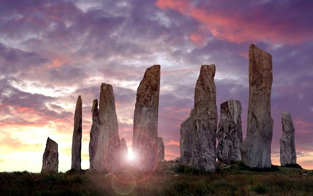 Callanish Standing Stones (Scozia)