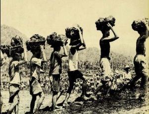 Arti dan Pengertian Romusha Serta Kerja Paksa Pada Zaman Jepang