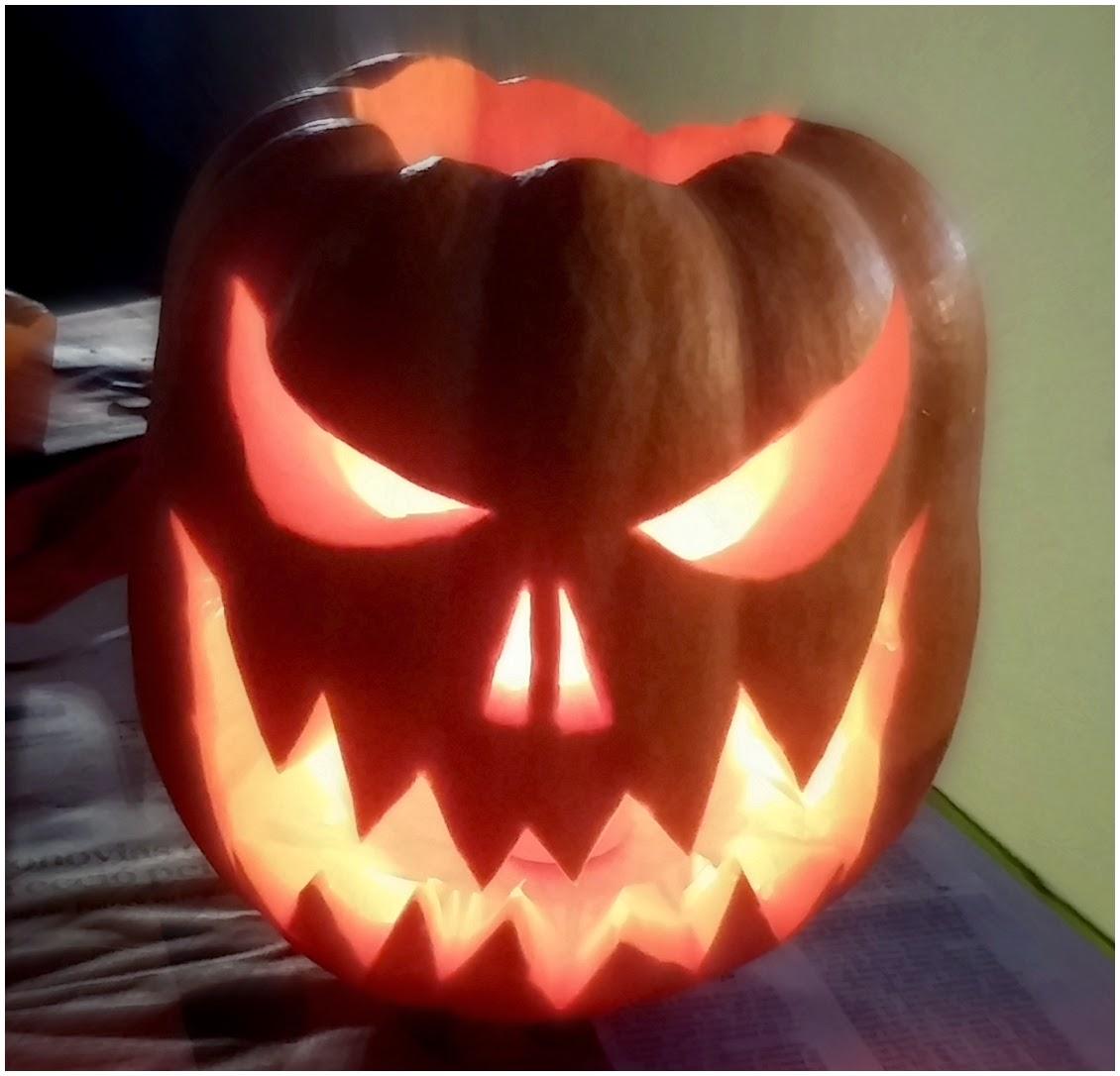Semanas que pasan como d as calabazas halloween by lot - Calabazas de halloween de miedo ...