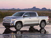 Japanese car photos - 2014 Toyota Tundra - 3