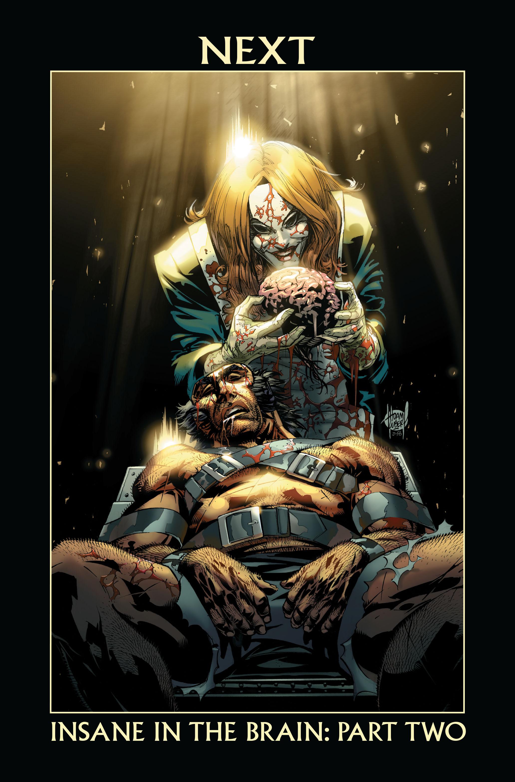 Wolverine: Weapon X #6 #11 - English 25