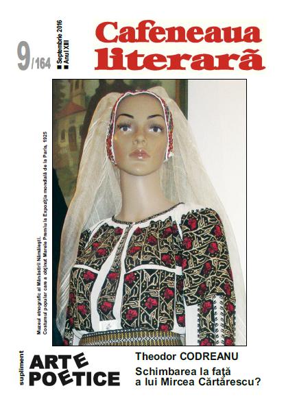 CAFENEAUA LITERARA 9/164