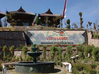 Lava View Lodge Hotel In Bromo