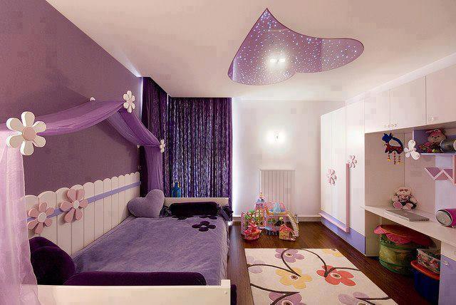 Inspiration tonnant pour chambres d 39 enfants int rieur for Photo de chambre de fille