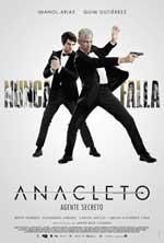 Anacleto: Agente secreto (2015) DVDRip Castellano