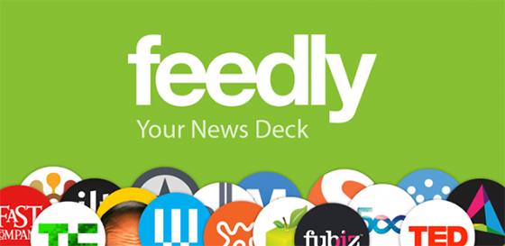 Feedly Banner