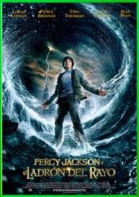 Percy Jackson y el ladrón del rayo | 3gp/Mp4/DVDRip Latino HD Mega