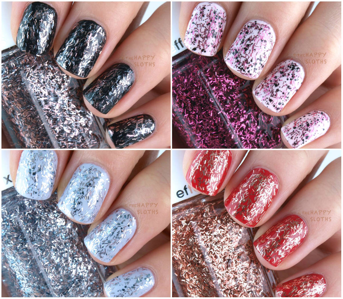 Essie Luxe Effects 2015 Collection: Review and Swatches | The Happy ...