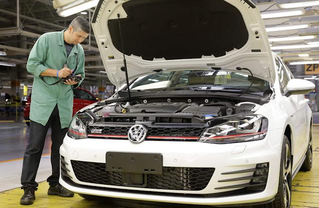 VW Golf GTI 2016 nacional
