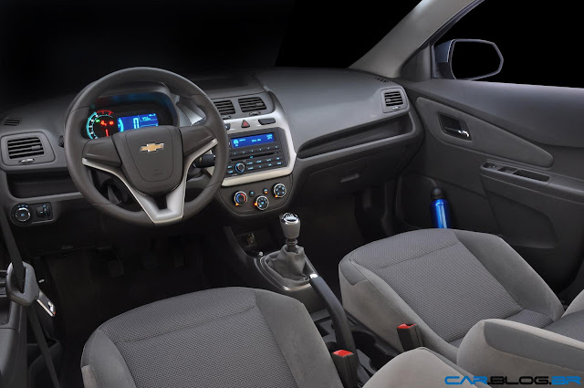 Chevrolet Cobalt LTZ 2013 - painel
