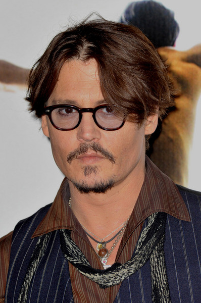 Johnny Depp, 3 Photos ...