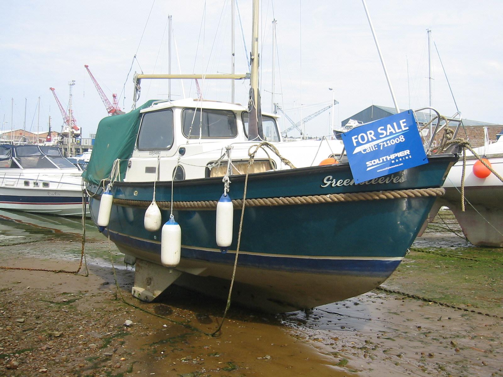 Simple Sailing Low Cost Cruising Hardy Motorsailer