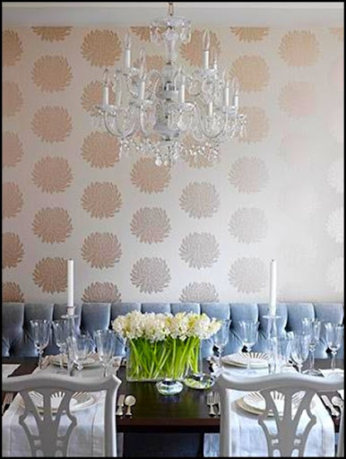 Mark cutler design bold wallpapers make a big statement for Bold wallpaper