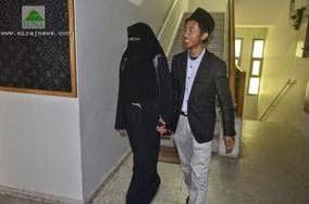 Fauzi Ar-Raqb Setelah Menikahi Muslimah Gaza
