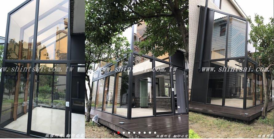 shintsai 昕采玻璃 玻璃工程 玻璃隔間 玻璃安裝 玻璃白板 浴室乾溼分離